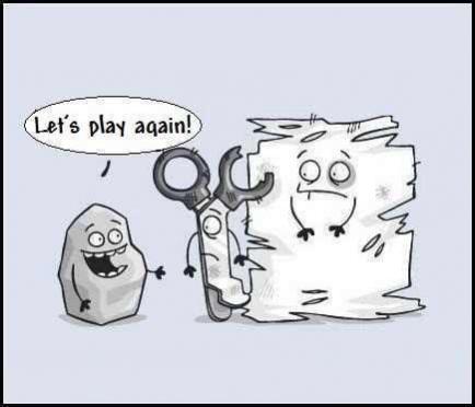 Topvicc: kő papír olló