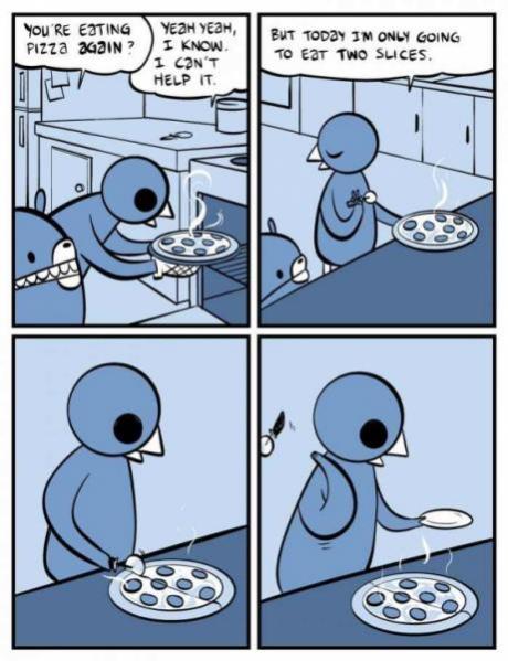 Topvicc: pizza
