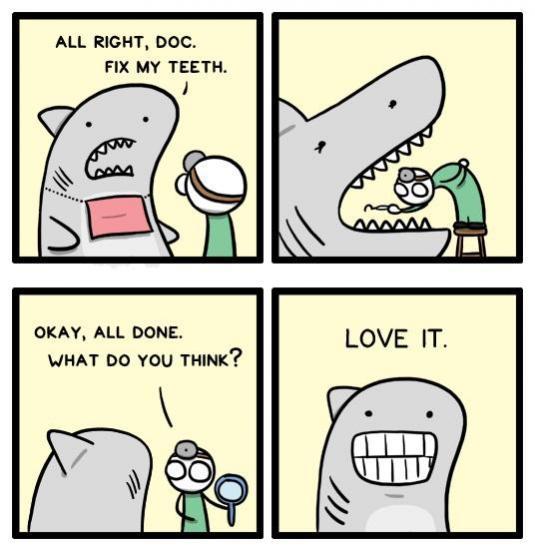 Topvicc: teeth