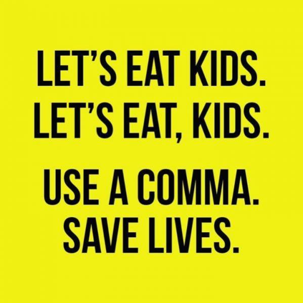 Topvicc: comma