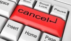 cancel a mortgage jelentese magyarul