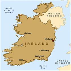 Ireland jelentese magyarul