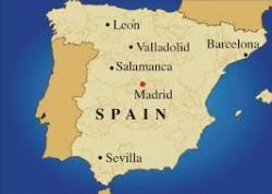 Spain jelentese magyarul