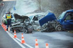 baleset angolul
