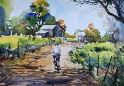 festmény angolul