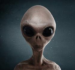 földönkívüli lény angolul