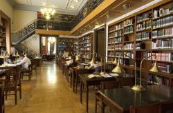 könyvtár angolul