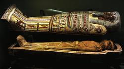múmia látvány ha a látása