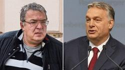 Orbán egy geci! angolul