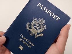 útlevél angolul